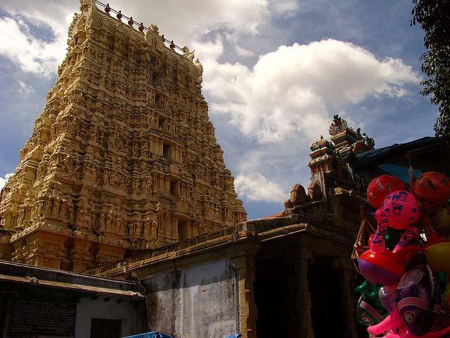 Papanasam Temple - history